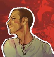 Adrian Booker by amytaluuri
