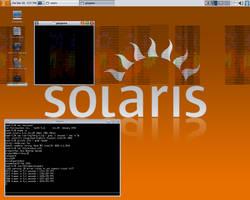 Solaris SXCE build 85 by vermaden