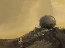 Fallout 3 Sphere by vermaden