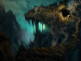 Icewind Dale Dragon's Eye by vermaden