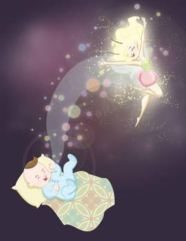 Beginning of Fairies by juzagirl