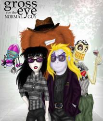 Gross Eye for the Normal Guy by ForeverKnight