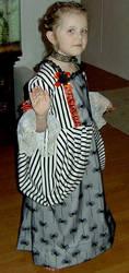 Halloween Costume stripeyspidr by ForeverKnight