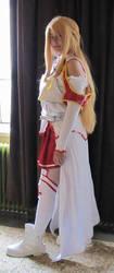 Asuna cosplay 2 2016 by aLittleGlowstick