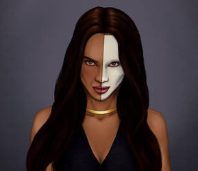 Mazikeen by zsomeone