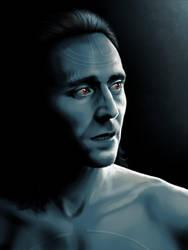 Jotun Loki by zsomeone