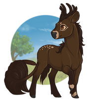 Stefan l Stag l Soldier by WolfOfTheShire