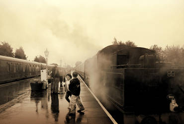 Smoke 2 by MtlcQatar