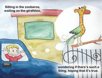 Children's Book Page 1 by killerchibis