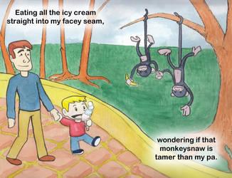 Children's Book Page 2 by killerchibis