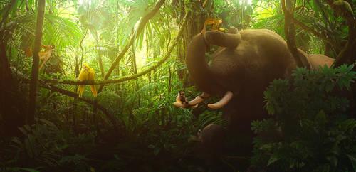 When the Jungle Awakes by DarkBeforeDawn23