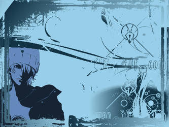 Kazu wallpaper by Angie-SiL3Nc3