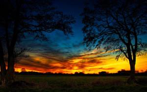 Random sunset wallpaper by Scout2k6