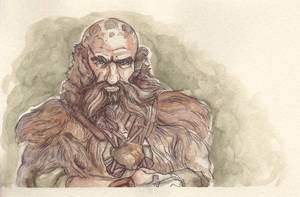 Dwalin son of Fundin, Brother of Balin by citrus-slice