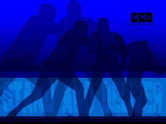 MMA Wallpaper 01 by ptamaro