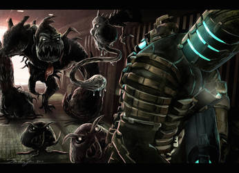 DEAD SPACE BROS by Sheridan-J