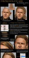 Painting Hair - Part 2: Base by Sheridan-J