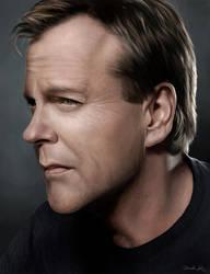 Kiefer Sutherland by Sheridan-J