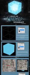 Create an AVENGERS Tesseract by Sheridan-J