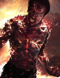 EXTREMIS - Iron Man 3- by Sheridan-J