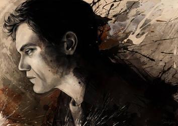 Michael Shannon by Sheridan-J