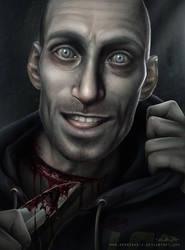 Resident Evil 7 - LUCAS BAKER by Sheridan-J