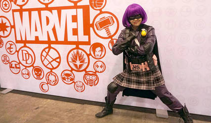 Hit-Girl Cosplay by Sheridan-J