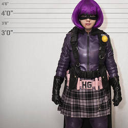 Hit-Girl Cosplay 2 by Sheridan-J