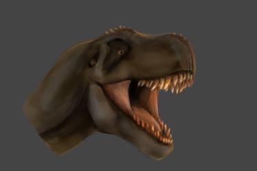 tyranosauridae by damir-g-martin