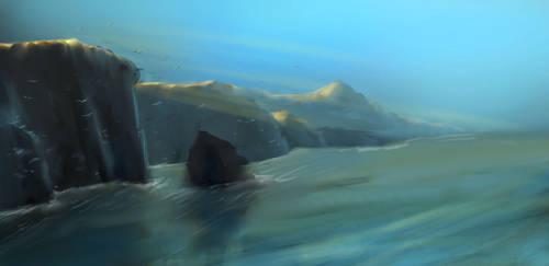 Coast by damir-g-martin