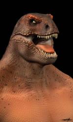 DinoMonsters, Ty, test render by damir-g-martin