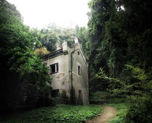 Haunted Mansion by damir-g-martin