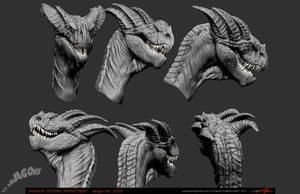 Dragon2 by damir-g-martin