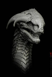 Dragon design 3 by damir-g-martin