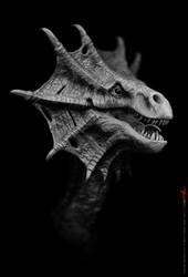 Dragon design 31 by damir-g-martin