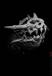Dragon design 41 by damir-g-martin