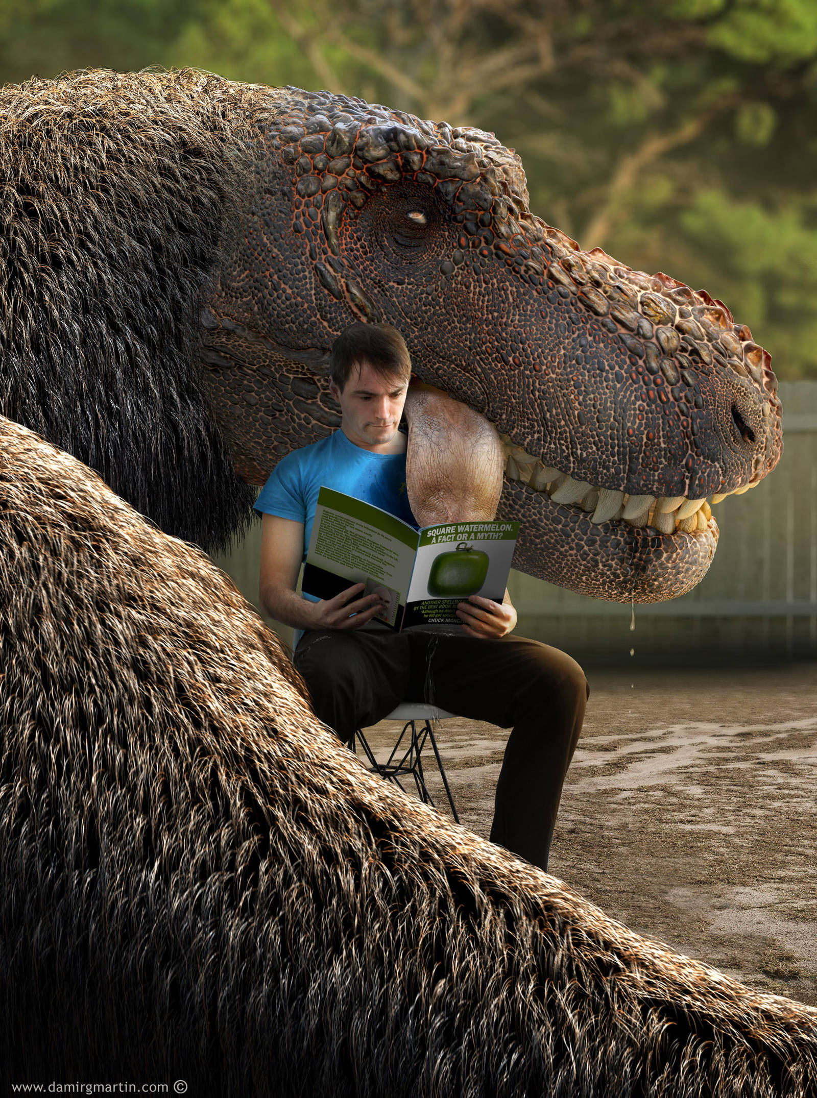 Book Time by damir-g-martin