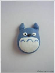 Small magnet Totoro (Ghibli - Miyazaki's movies) by RedAliceCreations