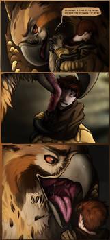 Sinister Advice by Lemon-Deer