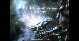 Araki Shingo Tribute - Saint Seiya by Kanthesis