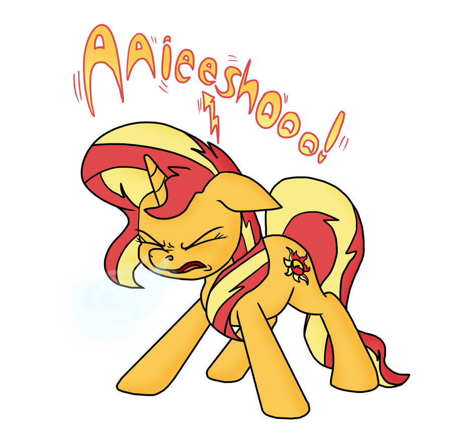 sunset_shimmer_sneeze_by_masterxtreme_dd