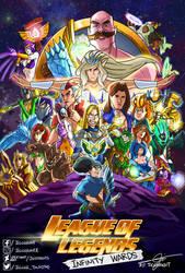 League of legends : Infinity Wards by JIGGERNUTS