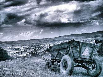 Aiud City - Releu View by alinub2