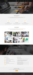 Fabrica - Bootstrap HTML5 Template by templategarden