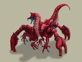 Gigasaur by BlkBullet23