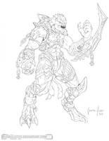 Wraith by BlkBullet23