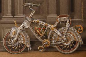 RICHARD bike by INDRIKoff