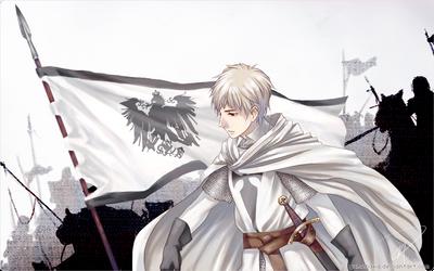 APH - Gilbert of Prussia by yumehaka