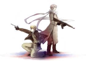 APH - Alfred vs Ivan by yumehaka