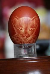 Easter Egg by LenaZLair
